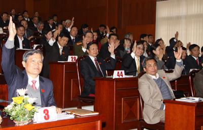 Bế mạc Kỳ họp thứ hai HĐND tỉnh Hưng Yên khóa XV