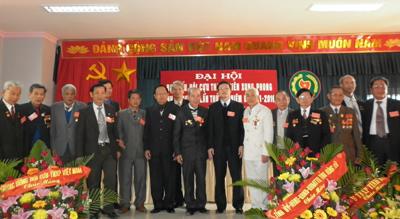 Đại hội đại biểu hội cựu TNXP tỉnh Hưng Yên lần thứ II