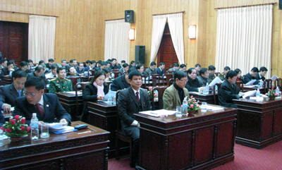 Hưng Yên: Triển khai nhiệm vụ kiểm tra, giám sát của Đảng năm 2012