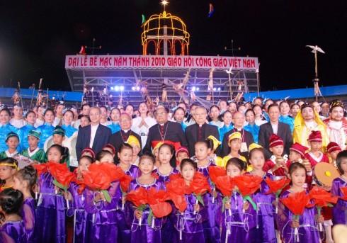 Việt Nam luôn tôn trọng quyền tự do tín ngưỡng, tôn giáo