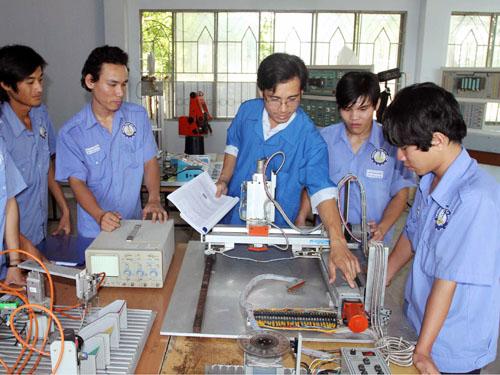 Đào tạo nghề, đáp ứng yêu cầu công nghiệp hóa, hiện đại hóa