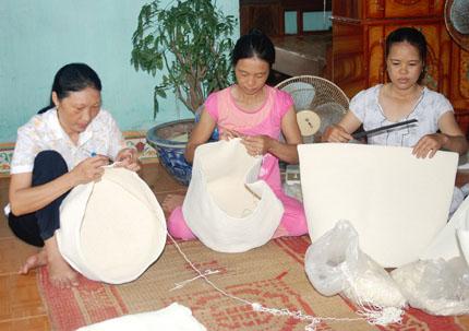 Tổng kết dự án hỗ trợ nâng cao năng lực dạy nghề cho phụ nữ Việt Nam
