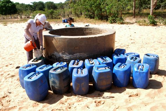 Nước với cuộc sống con người