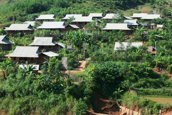 Nước - Nhu cầu thiết yếu với người dân vùng cao