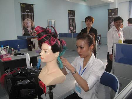 Tổ chức kỳ thi tay nghề quốc gia lần thứ VIII năm 2014