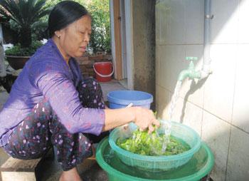 Hiệu quả từ chương trình cho vay nước sạch và vệ sinh môi trường nông thôn
