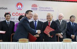 Cơ hội hội nhập quốc tế cho sinh viên các trường nghề TP. Hồ Chí Minh