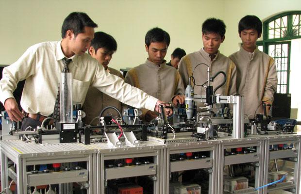 Triển khai xây dựng Đề án phát triển 40 trường nghề chất lượng cao đến năm 2020