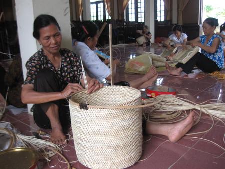 Năm 2013, Hà Nội đào tạo nghề cho gần 40.000 lao động nông thôn