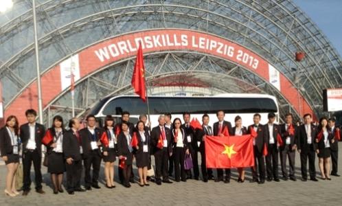 Việt Nam giành 7 chứng chỉ nghề xuất sắc tại Kỳ thi tay nghề thế giới