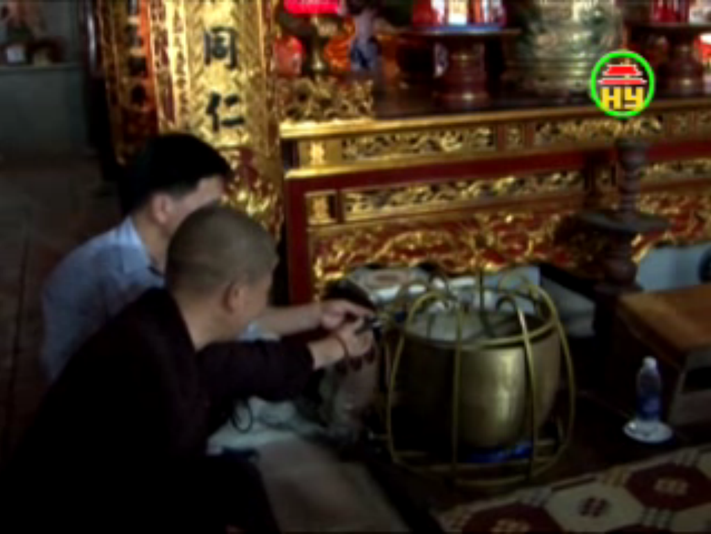 Báo động tình trạng mất cắp cổ vật tại các di tích ở Hưng Yên