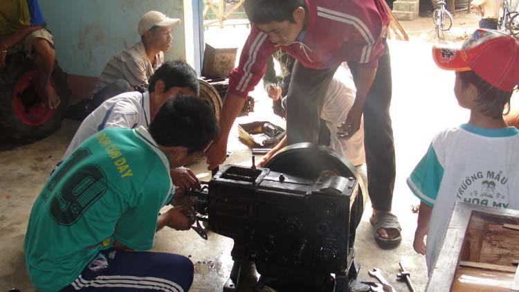Lâm Đồng dạy nghề, giải quyết việc làm cho lao động trẻ