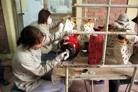 Giám sát việc đào tạo nghề cho lao động nông thôn vùng dân tộc thiểu số tỉnh Gia Lai