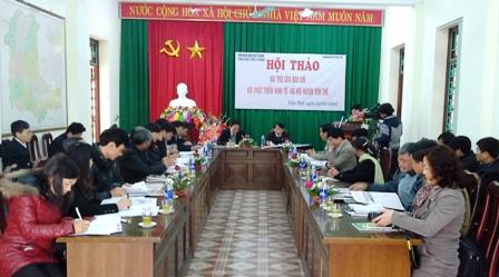 Nâng cao vai trò của báo chí với phát triển kinh tế - xã hội huyện Yên Thế