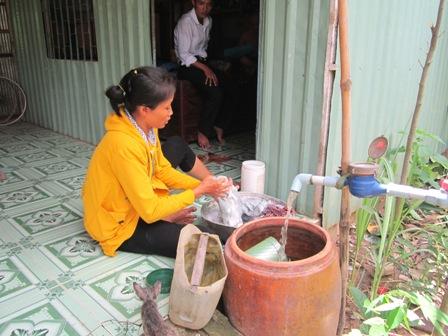 Đồng Tháp: Đẩy mạnh thực hiện chương trình Mục tiêu quốc gia Nước sạch và vệ sinh môi trường nông thôn