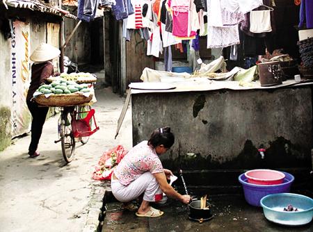 Hà Nội: Dành gần 10 tỷ đồng giải phóng mặt bằng dự án nước sạch nông thôn