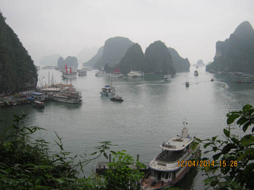 Ha Long bay: Resources and advantages of Quang Ninh province