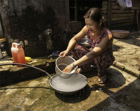 Quảng Nam: Ban hành kế hoạch hành động về nước sạch vệ sinh môi trường nông thôn đến năm 2020