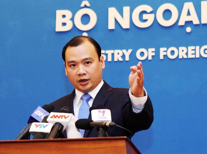 Việt Nam kiên quyết phản đối, yêu cầu Đài Loan chấm dứt bắn đạn thật ở Trường Sa