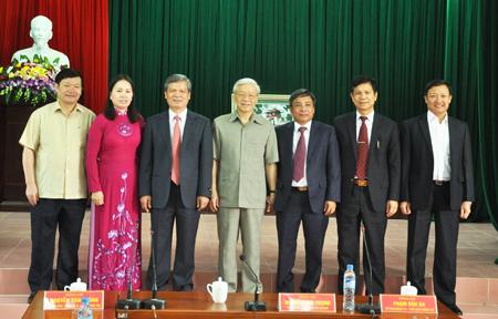 Hưng Yên - những sự kiện tiêu biểu năm 2013