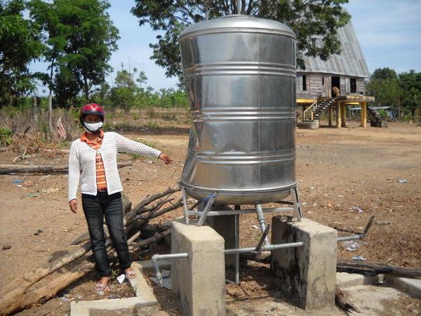 Gia Lai: Nhiều công trình nước sạch hoạt động kém hiệu quả