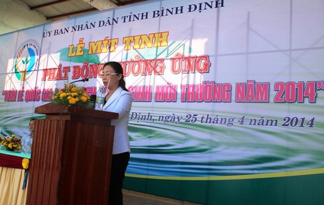 Các địa phương hưởng ứng Tuần lễ Quốc gia Nước sạch và Vệ sinh môi trường năm 2014