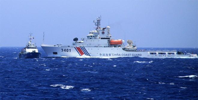 Về việc Trung Quốc hạ đặt trái phép giàn khoan Hải Dương-981: Sự bịa đặt trắng trợn