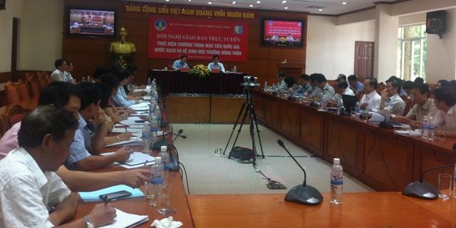 84% dân số nông thôn Việt Nam được sử dụng nước sinh hoạt hợp vệ sinh