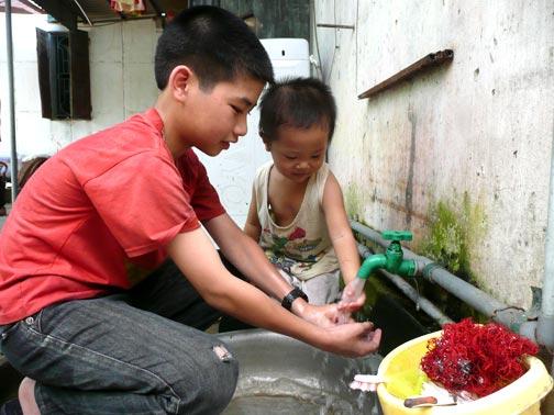 Thái Bình: 100% xã có doanh nghiệp đăng ký cấp nước sạch cho nông dân