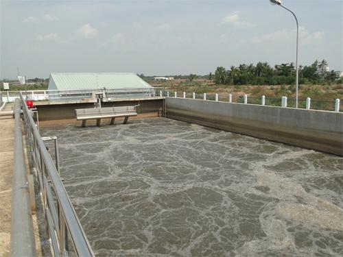 Nghị định về thoát nước và xử lý nước thải