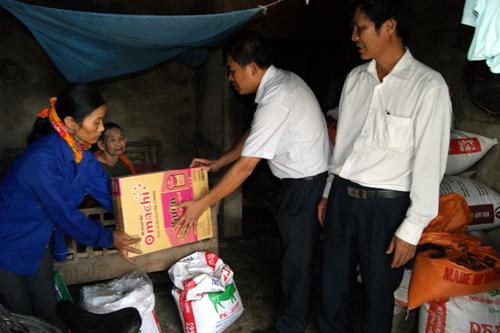 Hướng dẫn công tác trợ giúp xã hội dịp Tết Nguyên Đán 2014