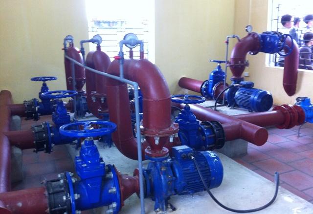 Vĩnh Phúc: Quy hoạch cấp nước sinh hoạt và VSMT nông thôn đến năm 2020 và định hướng đến năm 2030