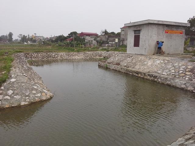 Vĩnh Phúc: 85% dân số nông thôn sẽ được sử dụng nước hợp vệ sinh