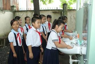 Tập huấn truyền thông về nước sạch và vệ sinh môi trường tại Khánh Hòa