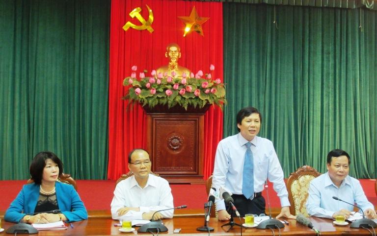 497 đại biểu chính thức tham dự Đại hội đại biểu Đảng bộ thành phố Hà Nội