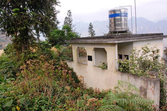 Huyện Bát Xát (Lào Cai): Tăng tỷ lệ người dân sử dụng nhà tiêu hợp vệ sinh