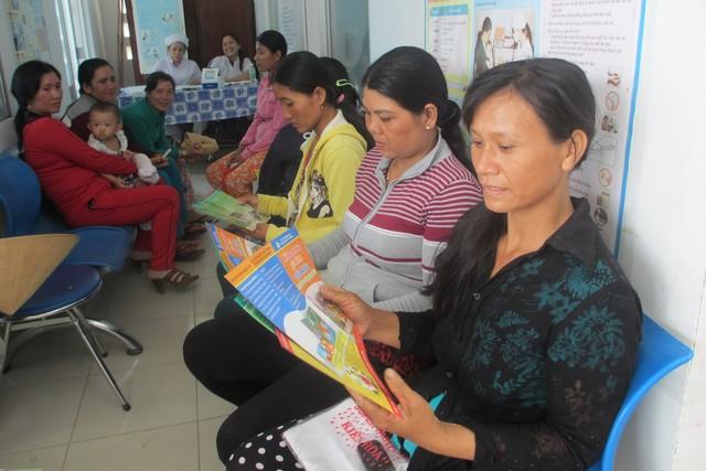 Khánh Hoà: Đẩy mạnh bình đẳng giới trong chăm sóc sức khỏe sinh sản