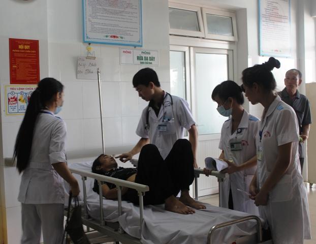 Nỗ lực phấn đấu trở thành bệnh viện đa khoa hạng I