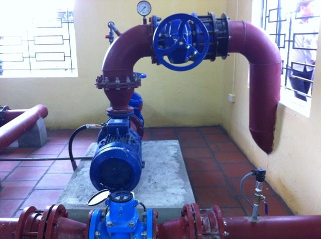 Tây Ninh: Xây dựng trạm cấp nước sạch cho người dân vùng bị ô nhiễm mạch nước ngầm