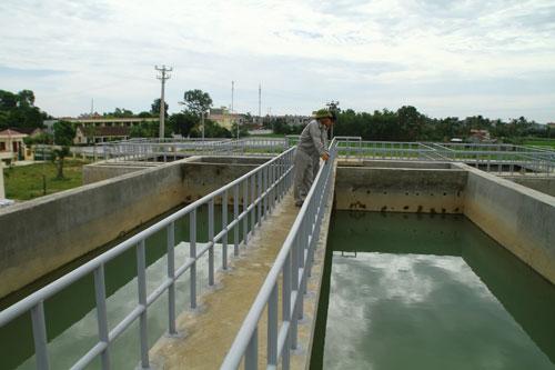 Thanh Hóa: Nhiều hộ dân được sử dụng nước sạch