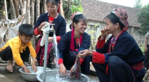 Quảng Nam: Sẽ có 95% dân số nông thôn được sử dụng nước sinh hoạt hợp vệ sinh