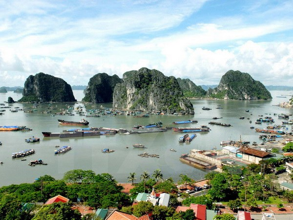 Ha Long bay to be promoted in the UK