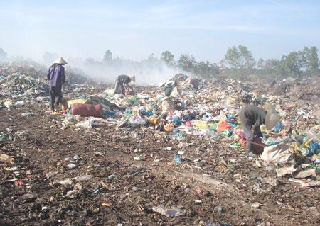 Hà Nội: Tăng cường xử lý rác thải tại các huyện ngoại thành
