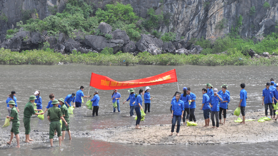 Quang Ninh responds to 2015 Vietnam Seas and Islands Week