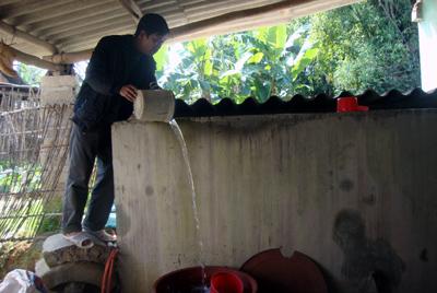 Lạng Sơn: Trên 48 tỷ đồng đầu tư xây mới, nâng cấp các công trình nước sạch vệ sinh môi trường nông thôn