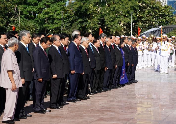Lễ kỷ niệm trọng thể 100 năm Ngày sinh Tổng Bí thư Nguyễn Văn Linh