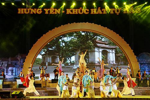 """Kỷ niệm 100 năm Ngày sinh Tổng Bí thư Nguyễn Văn Linh: """"Hưng Yên - Khúc hát tự hào"""""""