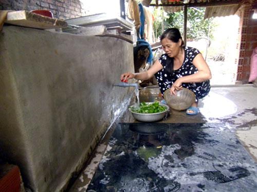 Hà Nội: Điều chỉnh kế hoạch vốn một số dự án cấp nước sạch nông thôn