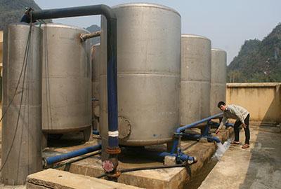 Sơn La: Phấn đấu 82% dân số nông thôn sử dụng nước sinh hoạt
