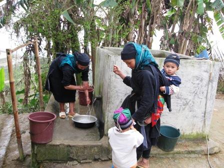 Hà Giang: Hiệu quả từ Chương trình MTQG Nước sạch và VSMT nông thôn